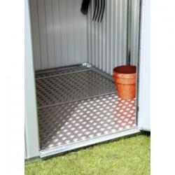 Pavimentazione in alluminio per Casetta EUROPA